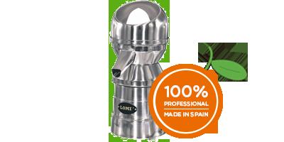 Exprimidor de cítricos profesional - fabricación artesanal en España